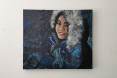 The-Girl-with-the-Magical-Smile-60x70cm-Acrylics